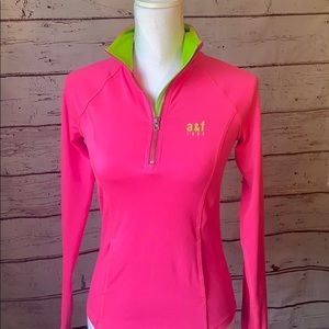 Abercrombie & Fitch Hot Pink Pullover XL Kids